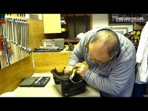 FIAT/Autobianchi engine rebuild