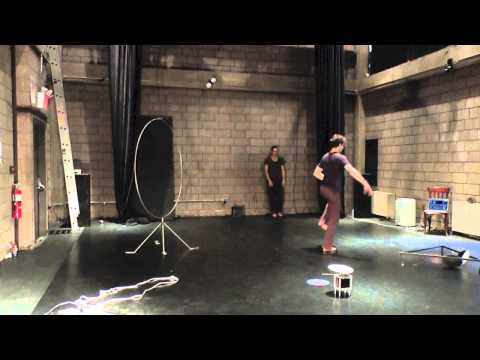 "New York Dance Up Close: Arturo Vidich - Working (Stealing+Objects) ""142241"""