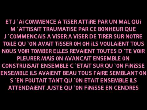 chanson d 39 amour triste rap 2011 paroles pour twa. Black Bedroom Furniture Sets. Home Design Ideas