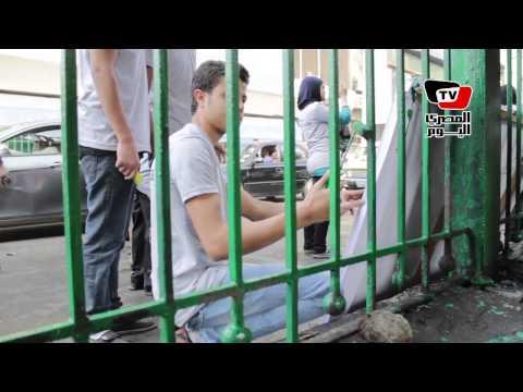 «شباب بيحب مصر» تبدأ حملة لتجميل ميدان الجيزة