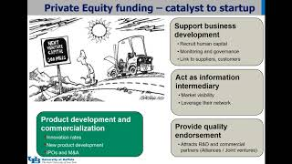 Video of How investors nurture the entrepreneurial ecosystem webinar