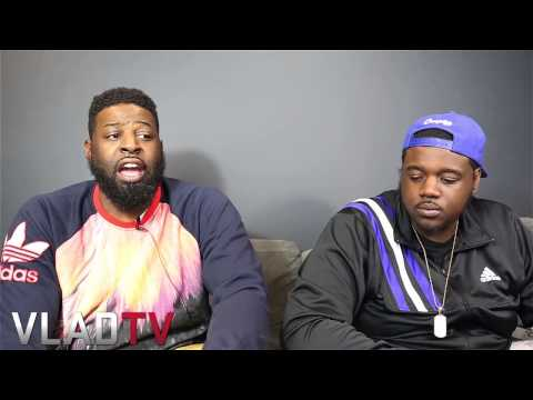 America - http://mainlynks.com/profile.php?pro=vladtv - Shotgun Suge and his manager, GT Jack, sat down with VladTV Battle Rap Journalist Michael Hughes to speak on the police brutality that has been...