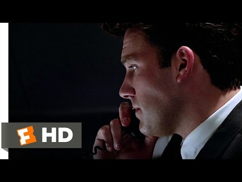 The Sum of All Fears (2/9) Movie CLIP - I Can't Tell You That (2002) HD