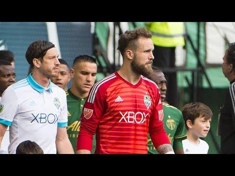 Video: Interview: Stefan Frei post-match at Portland Timbers