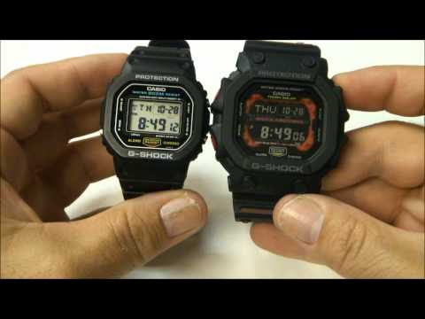 Video Review of Casio G-Shock GX56-1A