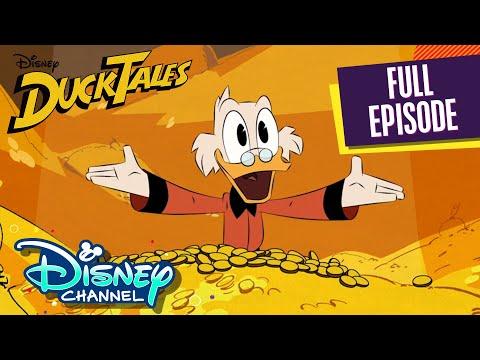 Woo-oo! 💸   Full Episode   DuckTales   Disney Channel