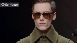 Burberry Prorsum Men Fall/Winter 2013-14 | Milan Men's Fashion Week | FashionTV