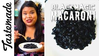 Black Magic Macaroni | The Tastemakers-Jen Phanomrat by Tastemade