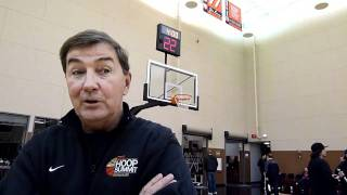 Rich Sheubrooks Interview, 2011 Nike Hoop Summit