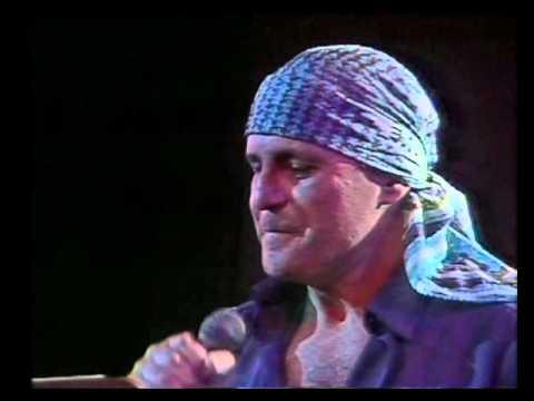Leonardo Favio video Me miró - Gran Rex 1999