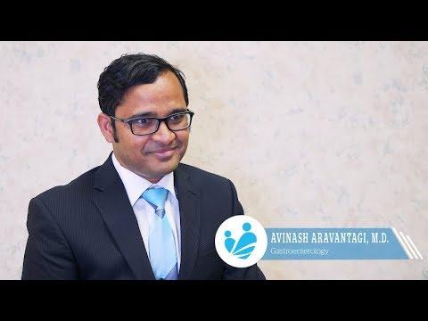 Dr. Avinash Aravantagi Discusses the Importance of Getting a Colonoscopy