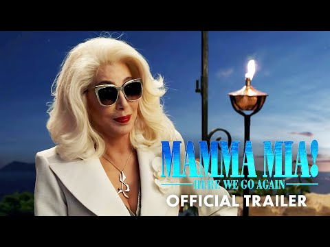 Here s the First Trailer for Mamma Mia Here We Go