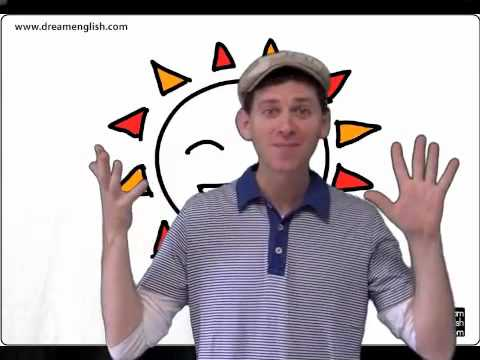 Weather Song For Kids The Sun Comes Up!