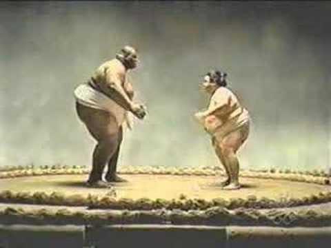 """""""Sumo Wrestlers"""""""