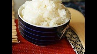Videoricetta: riso per il sushi