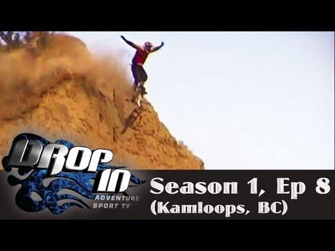 Drop In TV, Season 1 Ep. 8 (the original mountain bike TV series) FULL EPISODE