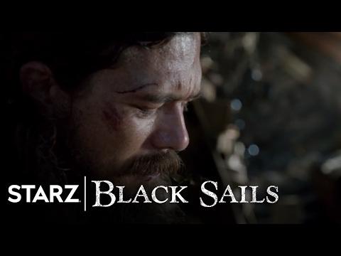 Black Sails   Season 4, Episode 3 Clip: Shackled   STARZ