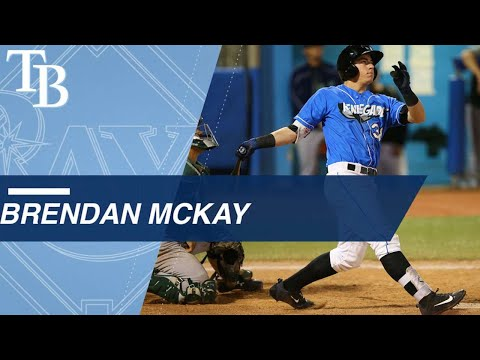 Video: Top Prospects: Brendan McKay, 1B, Rays