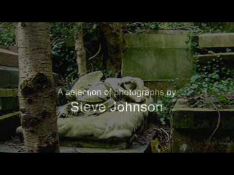 Cemetery - A montage of beautifully haunting images of Highgate Cemetery (West), London, England - taken by Steve Johnson. Steve had originally posted his pictures at m...