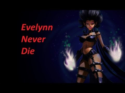 League of Legends - Evelynn Never Die