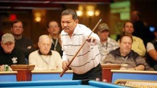 Efren Reyes V Cliff Joyner One Pockets Semis At Galveston World Classic