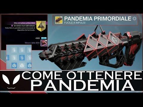 Destiny: COME OTTENERE PANDEMIA PRIMORDIALE ( Guida Impresa ESOTICA #Destiny #PandemiaPrimordiale )