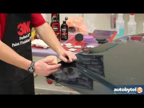 Autobytel Auto Extra: Fixing Scratches With 3M