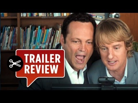 Instant Trailer Review - The Internship (2013) - Vince Vaughn, Owen Wilson Comedy HD