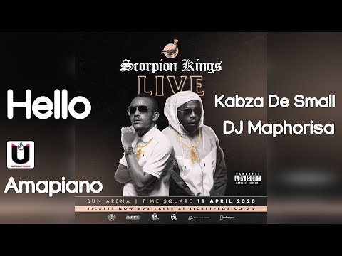 Hello (Official Audio) | Kabza de Small, Dj Maphorisa