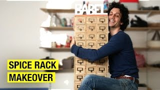 How To Buy & Organize Your Spices ! MUNDUS AROMATICUS by Alex French Guy Cooking