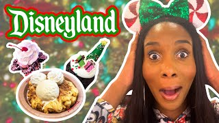 10 Best & Worst Disneyland Holiday Treats! by Clevver Style