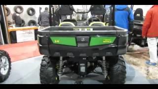9. 2013 John Deere RSX850i Gator Utility Vehicle