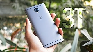 "Oneplus 3T Quick Review - This video will take you through some important aspects of the Oneplus 3T, being its Battery life, Performance, specs and a short review. This is just an initial review/impressions video and not a Full Review of the Oneplus 3T. We will also kind of go through a bit of Oneplus 3T vs Oneplus One only because it was my daily driver before this phone. So here's the video and enjoy the OP3T.(Oneplus 3T Soft Gold also available)Buy The Oneplus 3T from Amazon Here-  http://amzn.to/2hvax3O  Oneplus 3T Specs-Snapdragon 821 @2.35GhzAdreno 3306GB DDR4 RAM64/128GB StorageOxygen OS (Android 6.0.1 Out of the Box)5.5"" 1080p Optic Amoled DisplayFingerprint Sensor♫Music Provided By Tasty♫●Define Light - Transit● Music Video: http://youtu.be/5nJ8RXu6QrE● Label Channel: http://youtube.com/TastyNetworkGOT SOME EXTRA BUCKS ON YOU? HELP ME GROW BY DONATING HERE - https://patreon.com/bigbadroidNEW TO MY CHANNEL? GO HERE!- https://www.youtube.com/bigbadroid?sub_confirmation=1FOLLOW ME :DMY TWITTERhttp://www.twitter.com/bigbadroidMY FACEBOOKhttp://www.facebook.com/bigbadroidMY INSTAGRAMhttp://www.instagram.com/bigbadroidCHANNEL SERIES-""SETUP DELUXE"" The name of the new series that i am starting on the channel where I showcase my viewers' PC setups so that the others can get to know about their creativity and hard work a person has put to make their PC setups. To Enter-1. Take a lot of High Definition Images of your setup's components from various angles. Make sure to cover each and every thing that contributes to your setup. Minimum resolution- 1080*19202. Prepare a list of what all you have in your setup (Systematically)3. Toss everything into a .zip file.4 Upload the Zip file with all the components to Google Drive and send me the download link on my email- bigbadroid@gmail.com and write the subject of the Email as-""Setup Deluxe Entry- *Your Name*""."