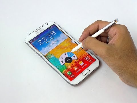 Galaxy Note 3 Features On Note 2 – How to install (Air Command, My Magazine & More)