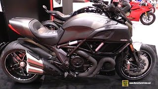 6. 2017 Ducati Diavel Carbon - Walkaround - 2017 Toronto Motorcycle Show
