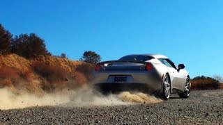 NEW Lotus Evora Test Drive With Awesome Sound