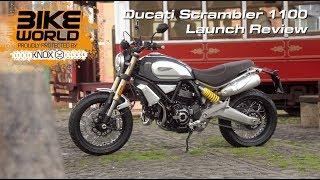 10. Ducati Scrambler 1100 Launch Review (Sponsored By Bike Devil)