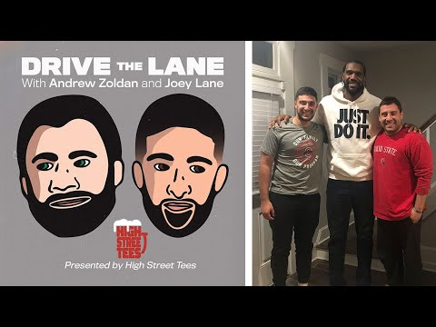 Drive the Lane Podcast: Greg Oden, College Basketball Recap, The Game, B1G Championship Talk