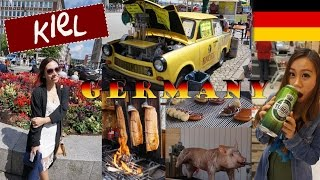 Kiel Germany  city photos : Kiel, Germany Vlog
