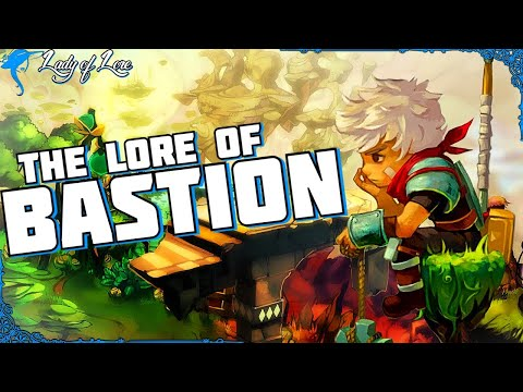 The Calamity Wasn't Meant for THEM. The Lore of BASTION