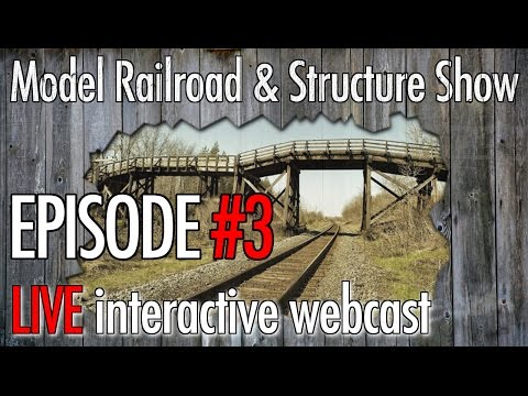 MR&S Show - Ep3: Interview with Ulrike Strauch, Tug Boat build and Building 3d models from photos