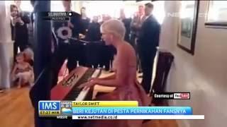 Video Taylor Swift Beri Kejutan di Pesta Pernikahan Fansnya MP3, 3GP, MP4, WEBM, AVI, FLV Februari 2018