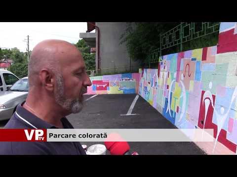 Parcare colorată