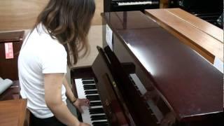 Download Lagu 動画で選べる中古ピアノ ヤマハ W110BB ぴあの屋ドットコム Mp3