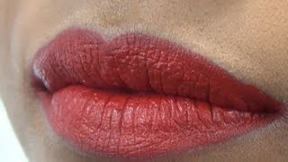 Makeup Tutorial - Lip Makeup - How To Apply Lipstick?