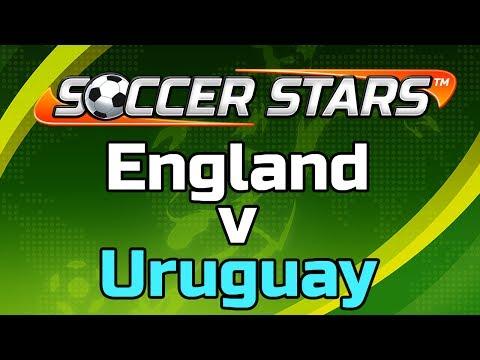 Soccer Stars: England v Uruguay Thumbnail