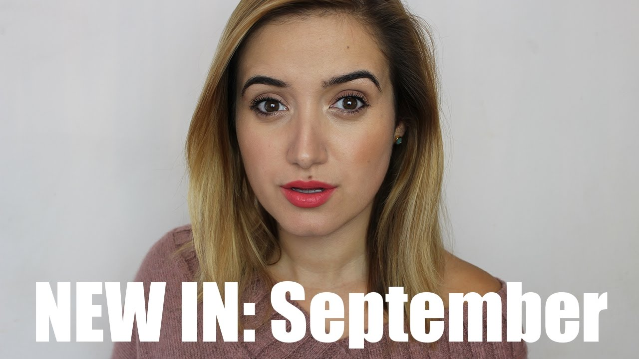 NEW IN: September | A Little Obsessed