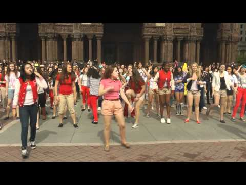 1D FLASHMOB-BOSTON
