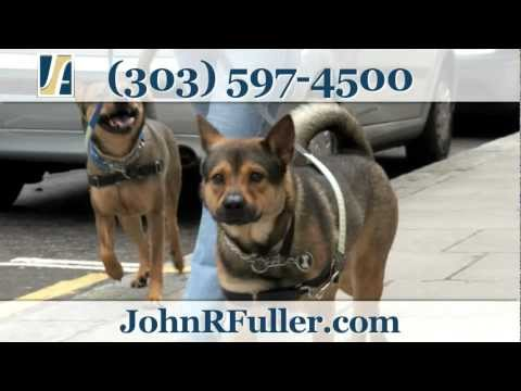 Dog Bite Attorney in Denver | John R. fuller