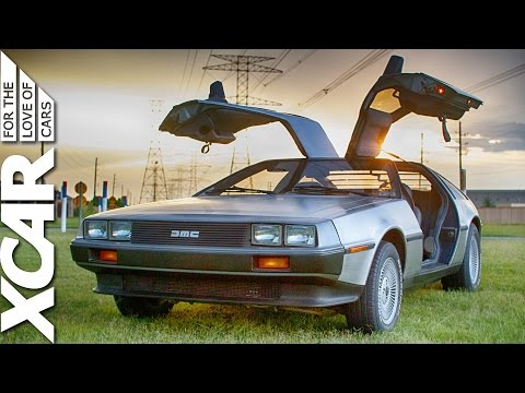 blast - Subscribe for more XCAR videos: http://bit.ly/U9XDKc The DeLorean DMC-12 is a legend. Its starring role in Back To The Future put it in front of millions all over the world and its development...